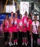 just finished race for life 2011